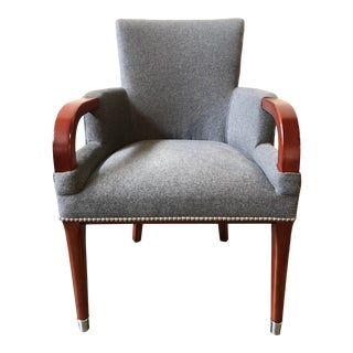 Ralph Lauren Home Brook Street Arm Chair For Sale