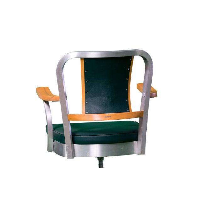 Shaw Walker Industrial Desk Chair - Image 2 of 3