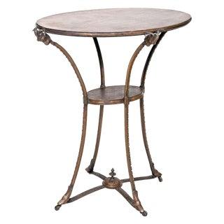 Circa 1900 French Center Table