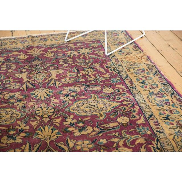 """Vintage Lilihan Carpet - 6'2"""" X 9'6"""" For Sale - Image 9 of 12"""