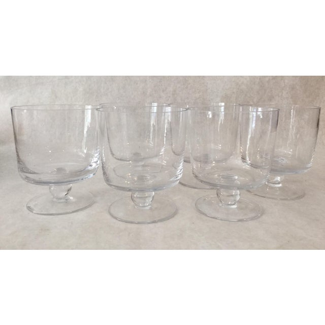 1970s 1970s Vintage Trifle Glasses- Set of 6 For Sale - Image 5 of 5