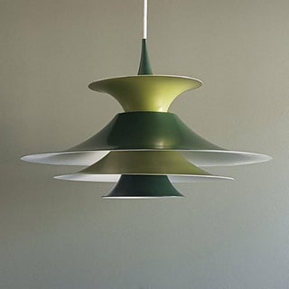 Danish Mid-Century Modern Radius 1 Pendant Lamp by Erik Balslev for Fog & Mørup Preview