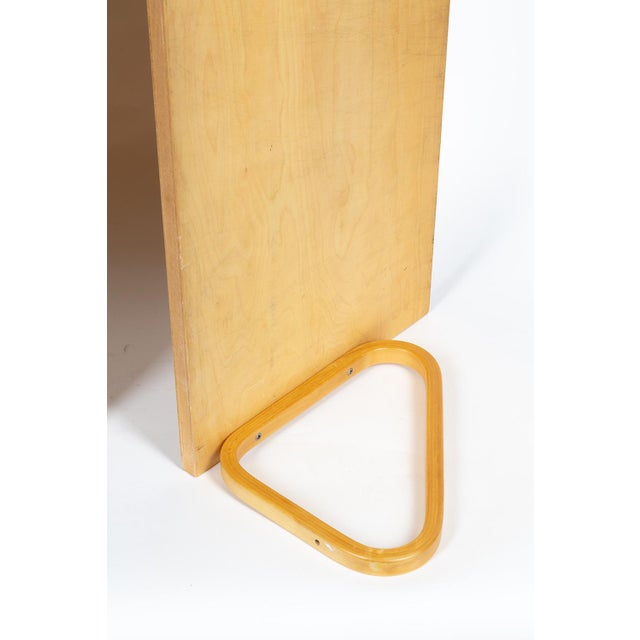 1970s Alvar Aalto Shelves - a Pair For Sale - Image 9 of 10