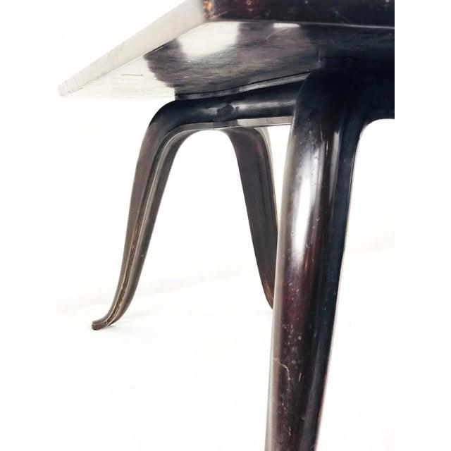 Mid 20th Century Pietro Chiesa - Fontana Arte Coffee Table of Pietro Chiesa for Fontana Arte 1941 For Sale - Image 5 of 6