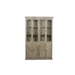 Gabby Home Lovett China Display Cupboard Cabinet