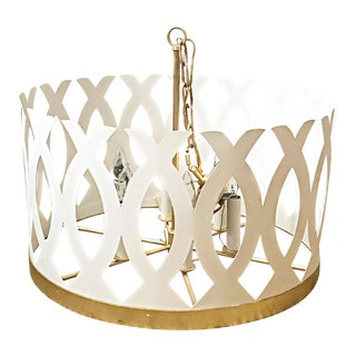 Visual Comfort Ingrid Chandelier For Sale