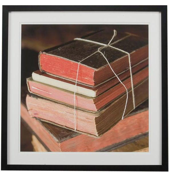Sarreid Ltd. Framed Artist Edition Square Print For Sale