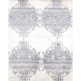 Modern Bamboo Rug - 8′ X 10' For Sale