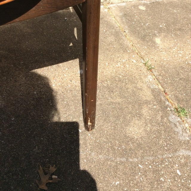 Vintage Mid Century Paoli Lounge Chairs - A Pair For Sale - Image 11 of 13