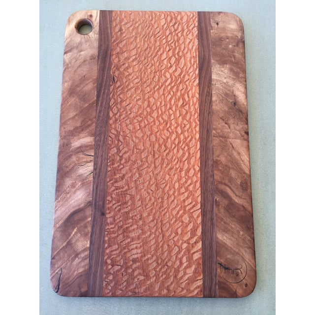 Hardwood Cutting or Serving Board - Image 2 of 5