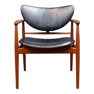 Finn Juhl NV 48 Chair for Niels Vodder For Sale