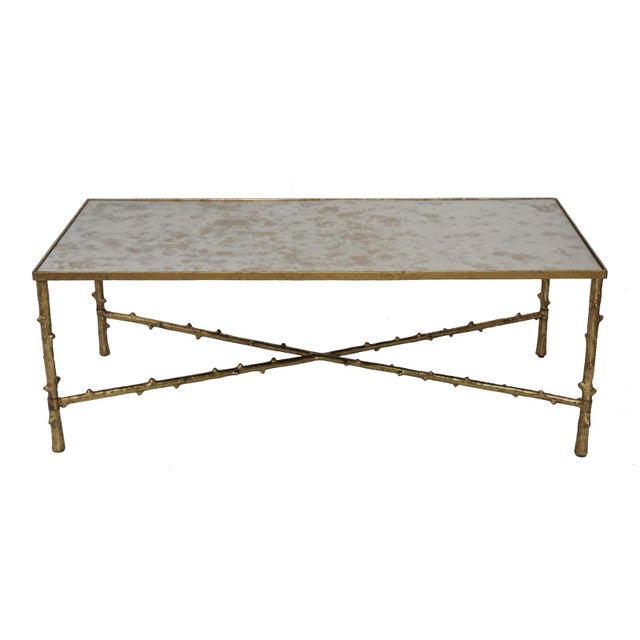 Give your living room a modern update with this Coffee & Side Table Combo Set. A round aluminum base and antique glass top...