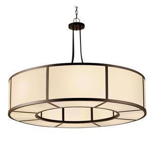 Ailsa Bronze Pendant Light (120cm) For Sale