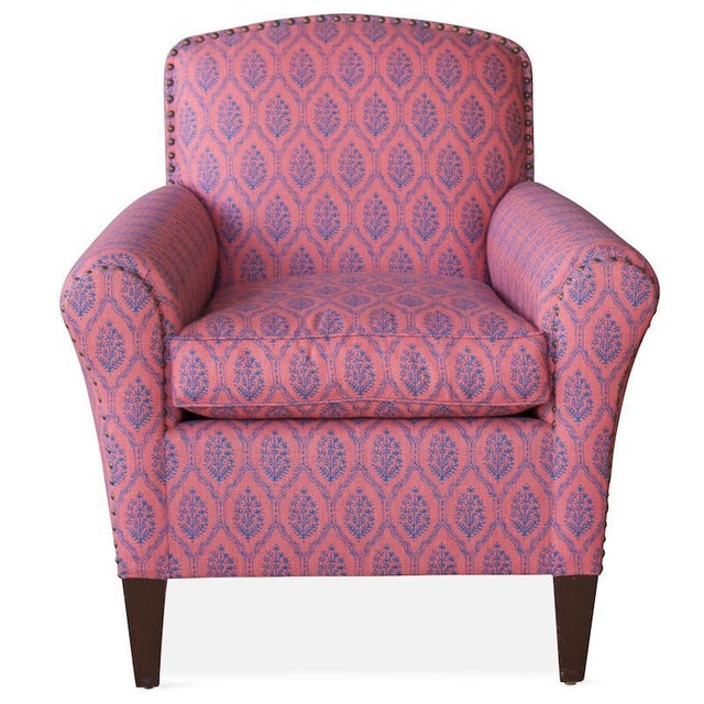 Textile Hemingway Chair For Sale - Image 7 of 7