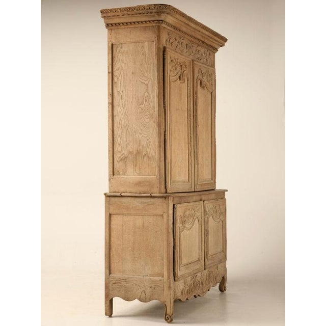 18th C. Antique French Oak Normandy Buffet - Image 2 of 10