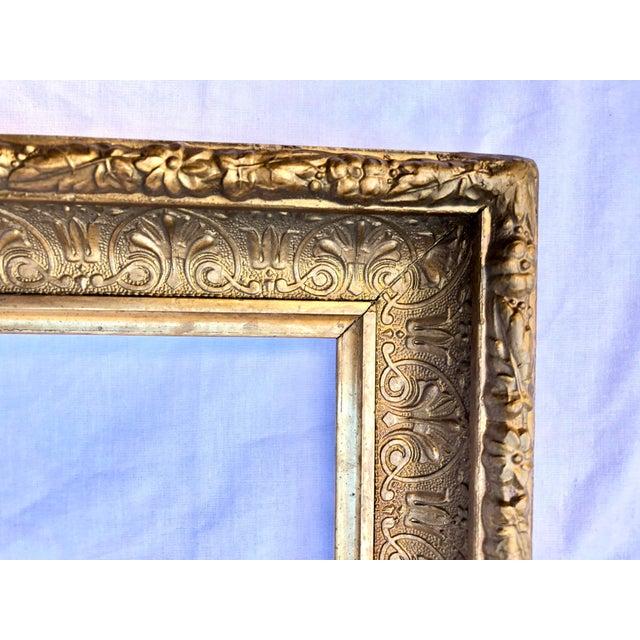 Wood Vintage Boho Chic Wood Frames - Set of 8 For Sale - Image 7 of 13