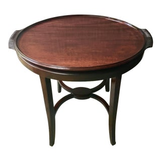 19th Century Georgian Tray Table For Sale