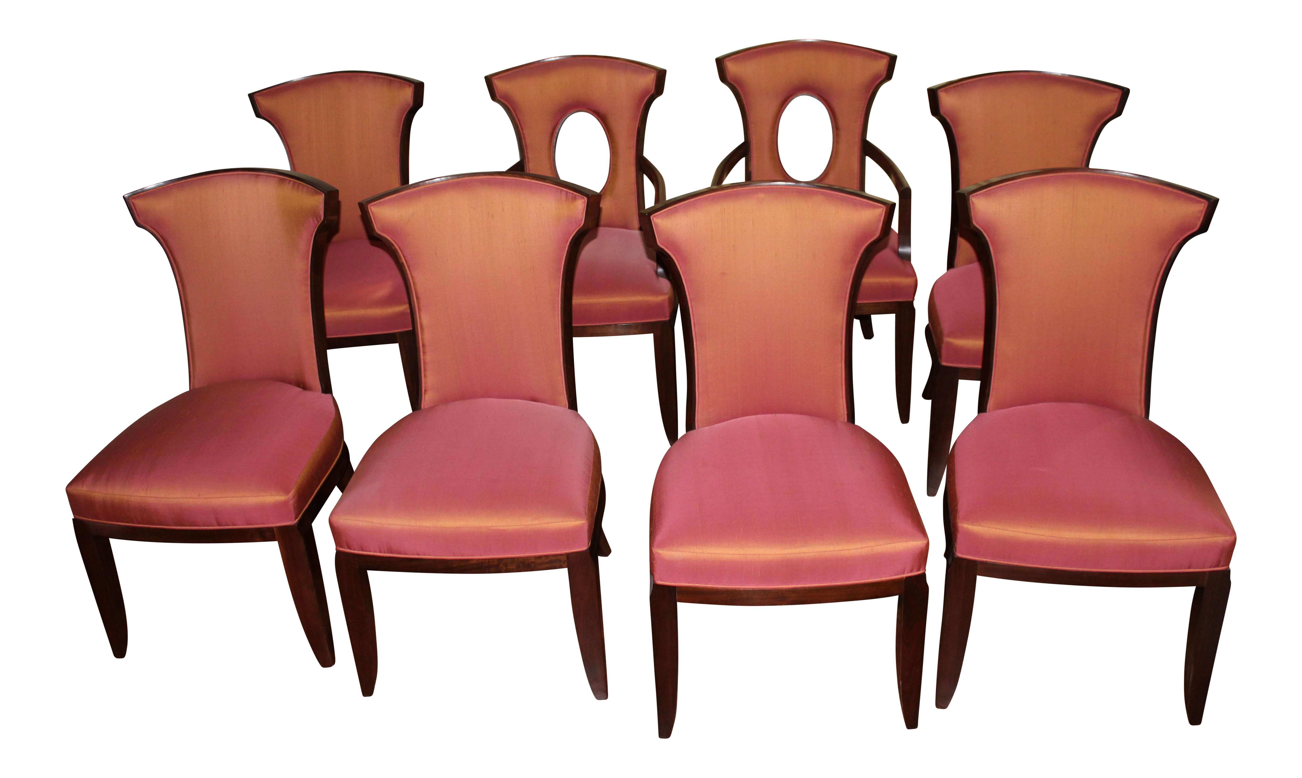 Barbara Barry Realized By Henredon Chairs   Set Of 8