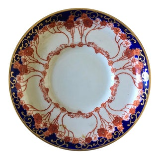 1933 Royal Crown Derby Saucer For Sale