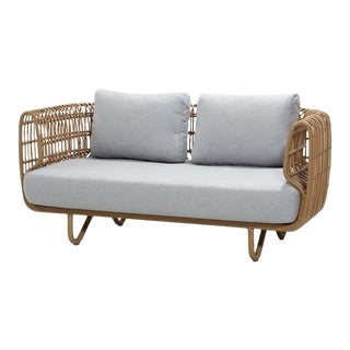 Cane-Line Nest 2-Seater Sofa For Sale