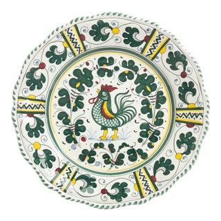 Dinner Plate, Full Design, Orvieto For Sale