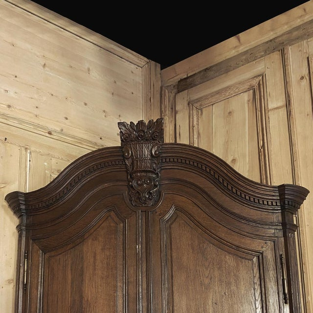 18th Century French Louis XVI Corner Cabinets - a Pair For Sale - Image 10 of 13