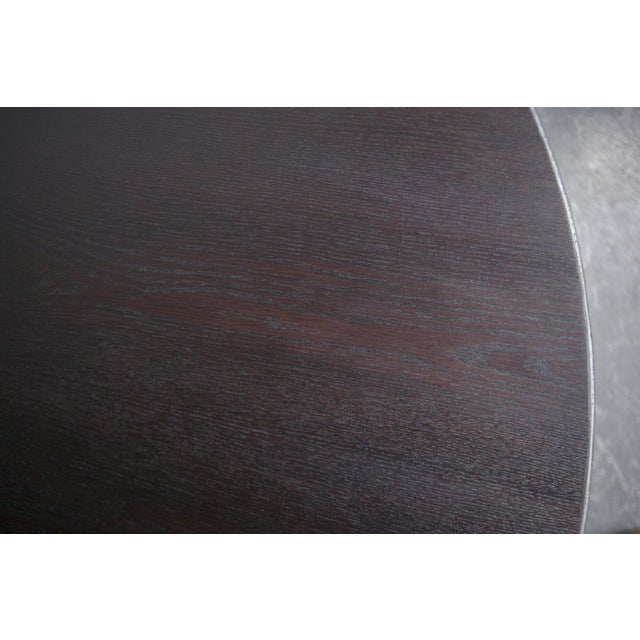 Black Knoll Dining Table For Sale In Portland, OR - Image 6 of 6