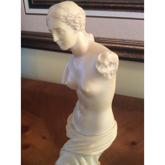 Stone Vintage Arnoldo Giannelli Venus Recomposed Stone Sculpture For Sale - Image 7 of 12