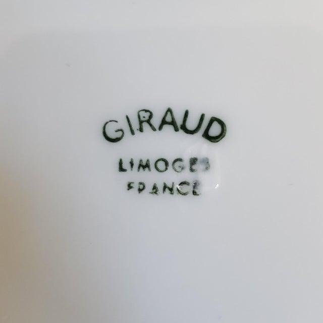 Limoges French Porcelain Tobacco Jar For Sale - Image 9 of 11