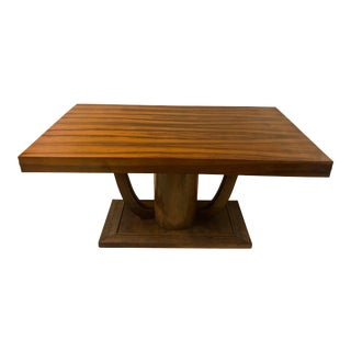 Modern Rosewood Desk /Dining Table For Sale
