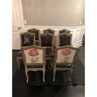 Late 20th Century Baker Furniture Dining Chairs- Set of 8 Preview