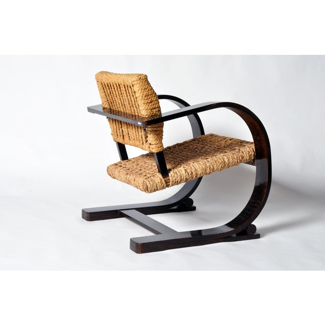Pair of Art Deco Bentwood Arm Chairs - Image 5 of 11