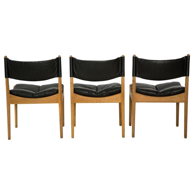 Modus Series Side Chairs by Kristian Vedel - 6 - Image 8 of 10