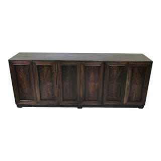 Vintage Sideboard by Milo Boughman for Directional For Sale
