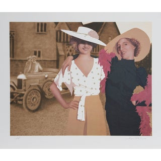 Robert Anderson, the Association, Lithograph For Sale