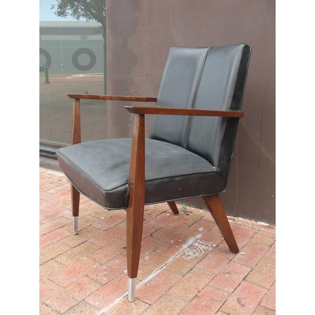 Rare and Perfect Design Desk Chair - Image 2 of 4