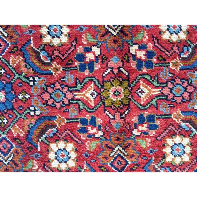 Bactiari Persian Runner - 3′8″ × 15′9 - Image 9 of 11