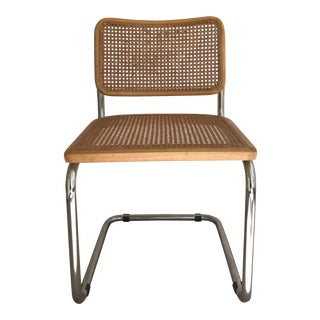 1970 Vintage Breuer Cane Chairs