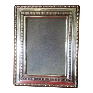 Vintage Sterling Silver Hallmarked Photo Frame