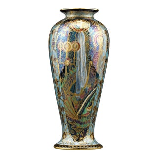 Wedgwood Fairyland Lustre Candlemas Vase For Sale