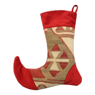 Kilim Christmas Stocking | Jessa