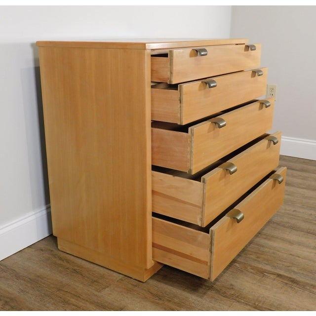 Edward Wormley For Drexel Precedent Mid Century Modern Chest of Drawers For Sale - Image 12 of 13