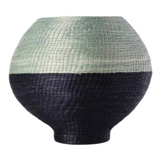 Small Halo Vase Pool/indigo For Sale