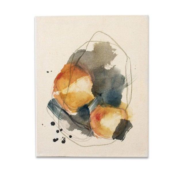 """Red Rocks"" Original Painting by Ellen Sherman For Sale - Image 4 of 4"