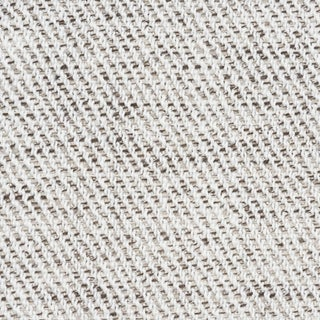 Schumacher Everett Performance Twill Fabric in Dove For Sale