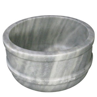 Round Marble Sink | Marble Basin