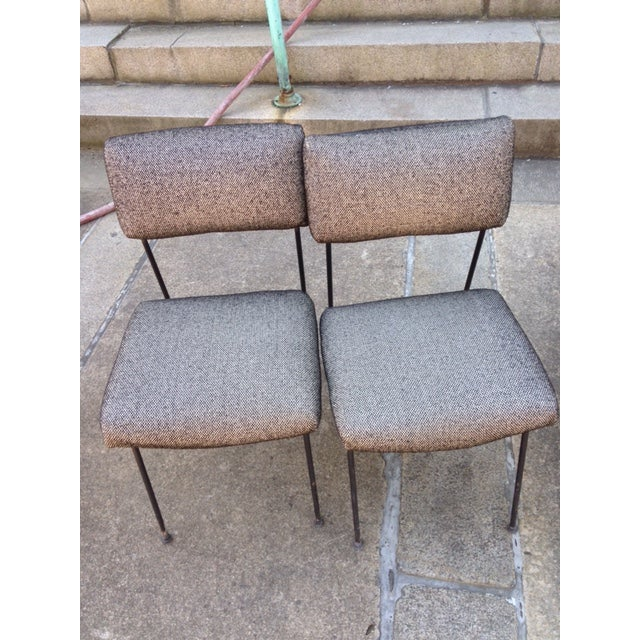 Dorothy Schindele Chairs - Pair - Image 2 of 5