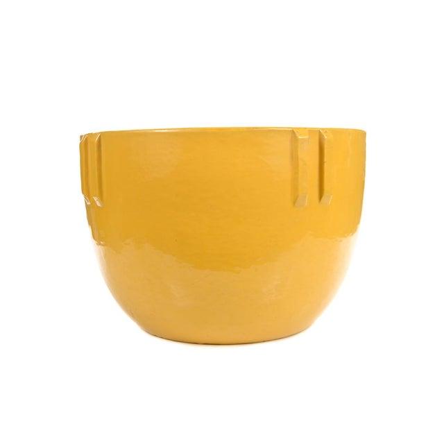 Bauer Original 1915 Indian Pot, Glazed Yellow - Image 2 of 9