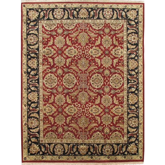 Pasargad Agra Collection Rug - 8' X 10' For Sale