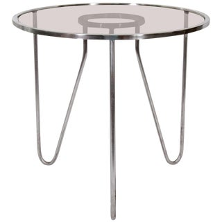 Mika Ring Tripod Table For Sale